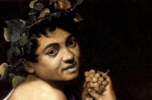 Le Jeune Bacchus malade par Caravage